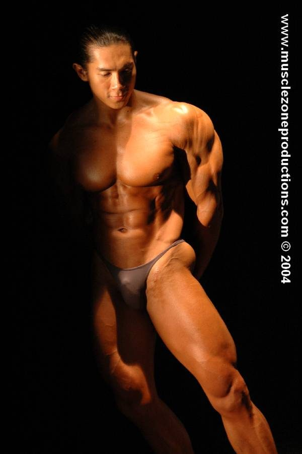 Ricky Syamsuri Physique Portraits